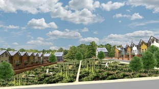 Bickleigh 'eco village' plan unveiled