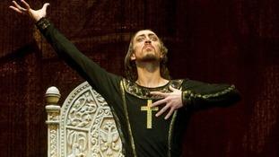 Bolshoi Theatre ballet dancer Pavel Dmitrichenko