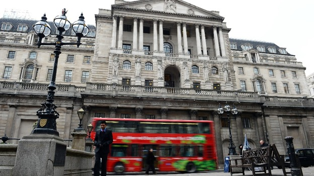 The Bank of England has announced no further quantitative easing as interest rates also held