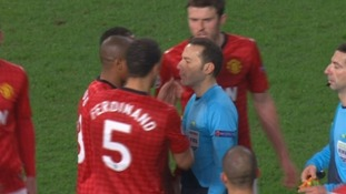 Ferdinand will not face disciplinary action for applause