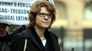 Chris Huhne's ex wife found guilty over taking points