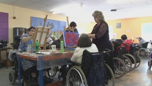 disability, art, searchlight