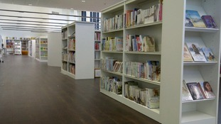 Maidstone's new library