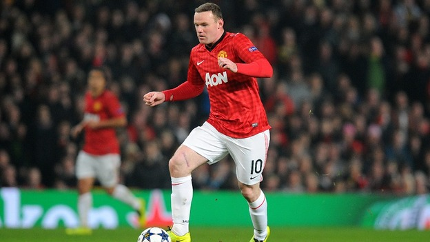 It was widely rumoured Wayne Rooney may be set to leave Old Trafford.