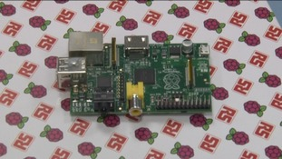 The Raspberry Pi aims to renew children's interest in technology