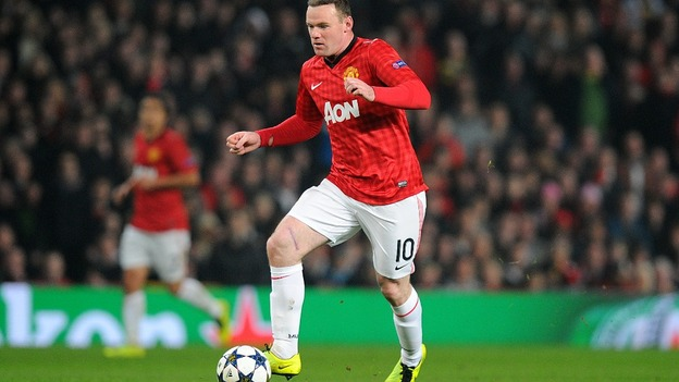 Sir Alex confirmed Wayne Rooney will stay at Manchester United next season.