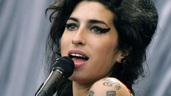 Mitch Winehouse was speaking at an event in New York to launch the US version of Amy's charitable foundation