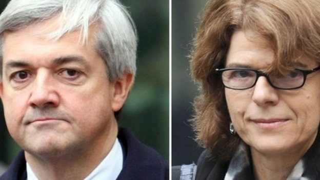 Huhne and Pryce