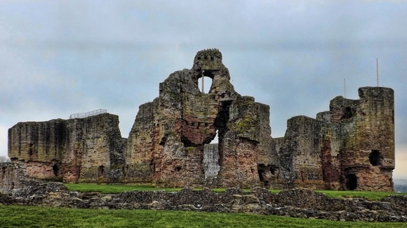 Rhuddlan Castle