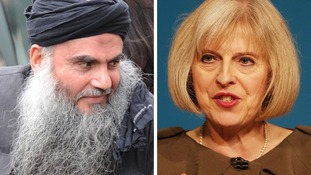 Cleric Abu Qatada and Theresa May