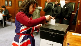 Falklands referendum: A red rag to the Buenos Aires bull