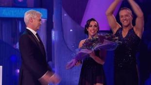 Beth Tweddle crowned Dancing on Ice champion