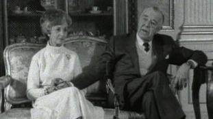Princess Lilian and Prince Bertil