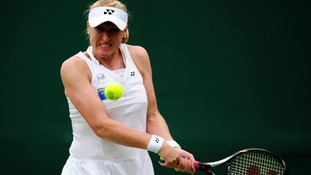 Elena Baltacha confirms she will return to professional tennis