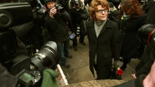 Vicky Pryce at Southwark Crown Court today