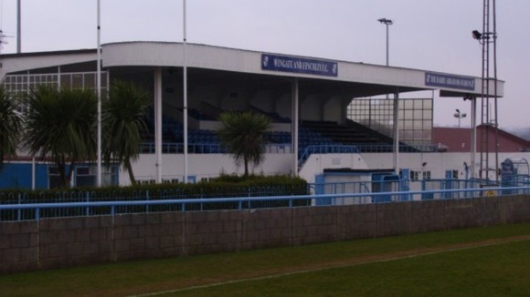 Harry Abrahams Stadium.
