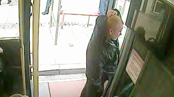 CCTV image of Brian Lynch, 44