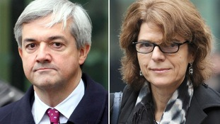 Chris Huhne and Vicky Pryce jailed for eight months
