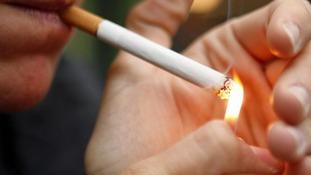 Cigarette branding debate