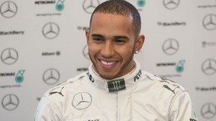 Lewis Hamilton could soon open a museum - to himself