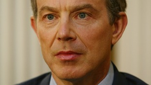 Tony Blair's decision to send British troops to invade Iraq was controversial from the start.