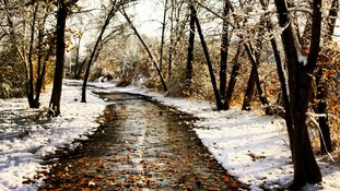 Jordan River Walkway, Salt Lake City, Utah
