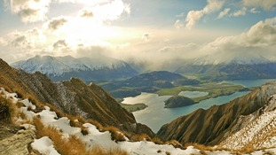 Mount Roy, Wanaka, New Zealand, by Steven Sandner