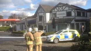"Police appeal for witnesses after ""suspicious fire"" at bar"