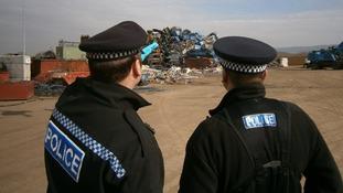 Kent, Kent Police