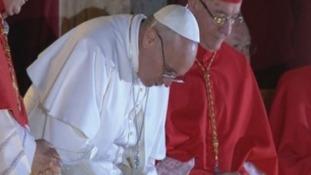 Cardinal Jorge Mario Bergoglio, 76, of Argentina.