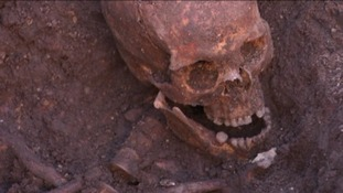 King Richard III's remains were found in Leicester
