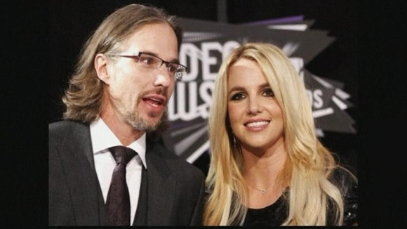 Britney Spears and fiance Jason Trawick
