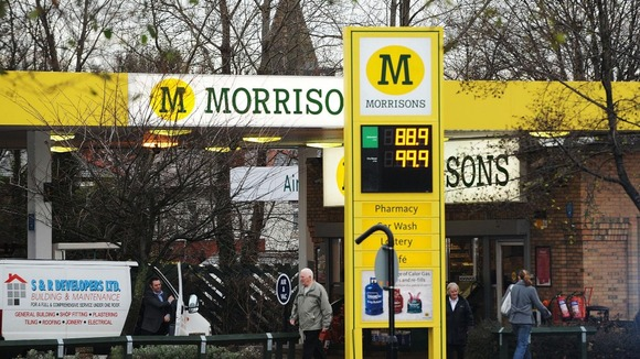 Morrisons boss calls for a cut to fuel duty