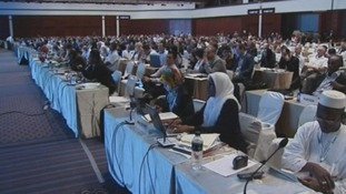 Delegates from around the world attended the CITES meeting in Bangkok
