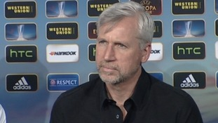 Pardew looks ahead to 'must win' game