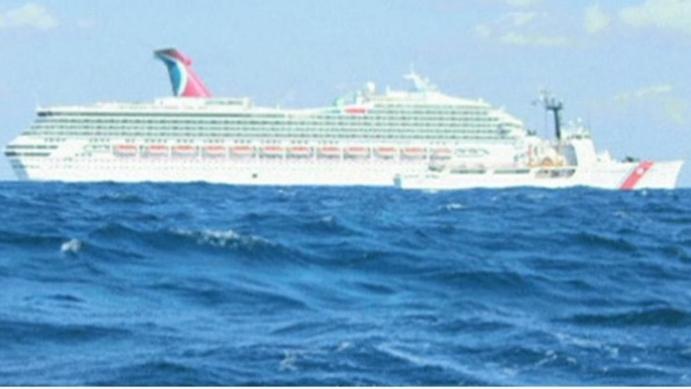Latest Incident At Troubled Cruise Ship Company  ITV News