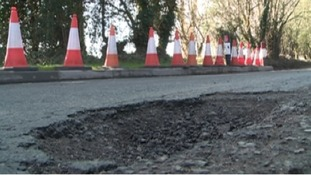 19 years to repair Midlands potholes