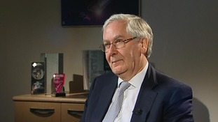 The Governor of the Bank of England, Mervyn King