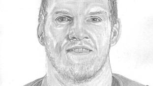 Gethin Jenkins drawing