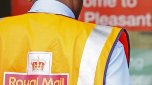 Royal Mail employs 130,000 permanent postal workers