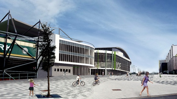 163 50m Redevelopment Plans For Home Park West Country W