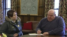 Nottingham City Council have created a petition against the bedroom tax