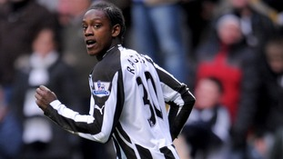Nile Ranger scored three goals in his Newcastle United career