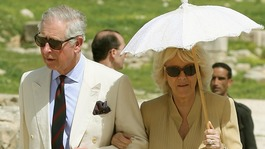 Prince Charles, Prince of Wales and Camilla, Duchess of Cornwall