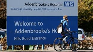 Visiting Restrictions at Addenbrooke's