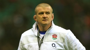 England Forwards Coach Graham Rowntree