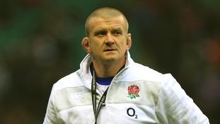 England Forwards Coach Graham Rowntree