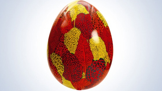 The missing egg, designed by Matthew Dent