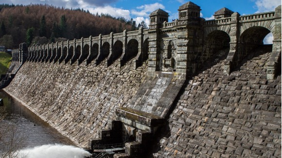 Lake Vyrnwy Dam
