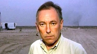 ITN war correspondent Terry Lloyd